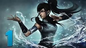 Zagrajmy w The Legend of Korra odc.1 Avatar Korra - YouTube  Korra
