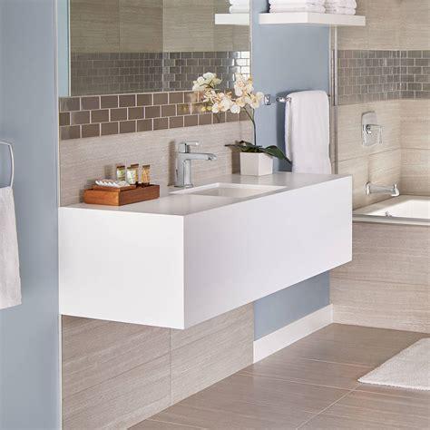 townsend  counter bathroom sink american standard