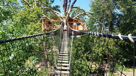 chambres dans les arbres cabane dans les arbres en normandie