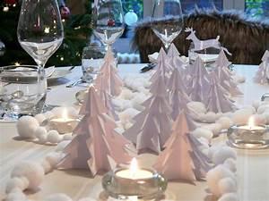 Decoration De Noel Pour Fenetre A Faire Soi Meme : decoration de noel pour la table a faire soi meme ~ Melissatoandfro.com Idées de Décoration