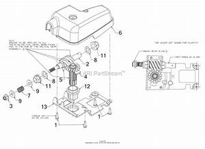 Mtd 31as6bee799  247 881733   2016  Parts Diagram For Chute Gearbox