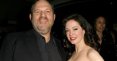 Rose McGowan Reacts To Harvey Weinstein Charges ...