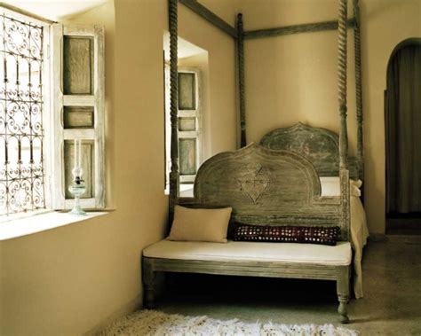 chambre marocaine décoration chambre marocaine déco sphair