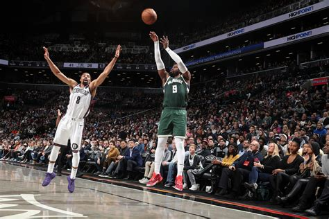 Nets Vs Bucks / Milwaukee Bucks Vs Brooklyn Nets Preview ...