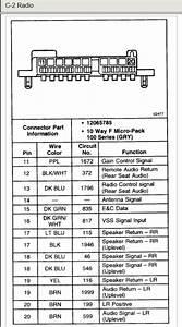 2004 Chevy Silverado Ignition Switch Wiring Diagram