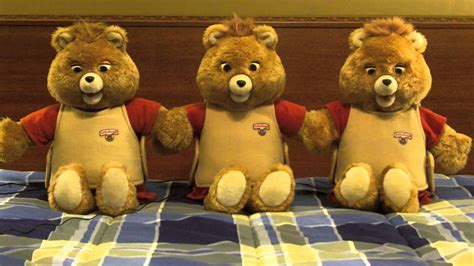Teddy Ruxpin- Me, Myself, And I