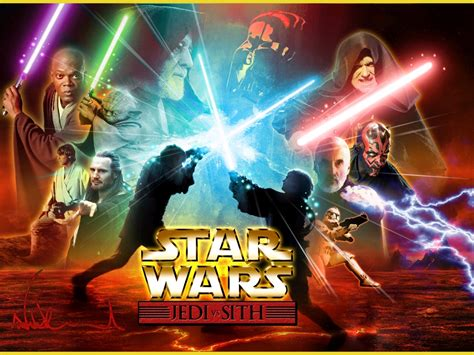 Star Wars Images Jedi Vs Sith Hd Wallpaper And Background