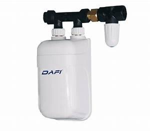 Adoucisseur Pour Chauffe Eau : chauffe eau instantan 7 3kw pour douche et lavabo dafi ~ Edinachiropracticcenter.com Idées de Décoration