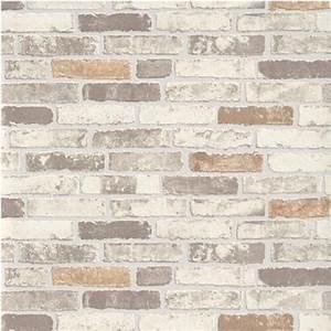 erismann brix brick effect wallpaper 6703 11 beige i With best brand of paint for kitchen cabinets with papier peint effet pierre