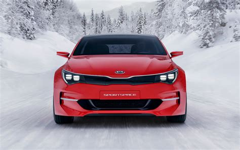 kia sportspace concept wallpapers  hd images