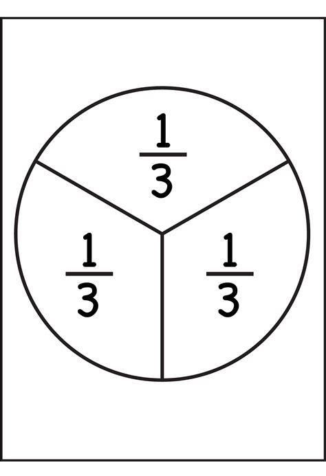 percent circle templates printable activity shelter