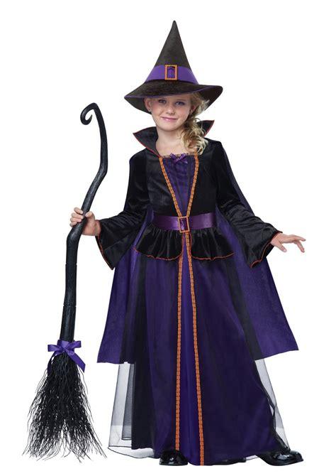 Hocus Pocus Witch Child Costume Size Medium 00499