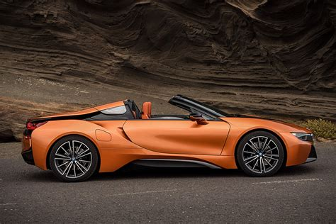 2019 Bmw Roadster 2019 bmw i8 roadster hiconsumption