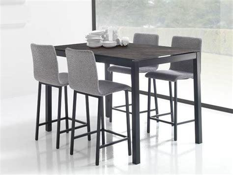 hauteur table bar pour cuisine delicieux hauteur table bar pour cuisine 8 table
