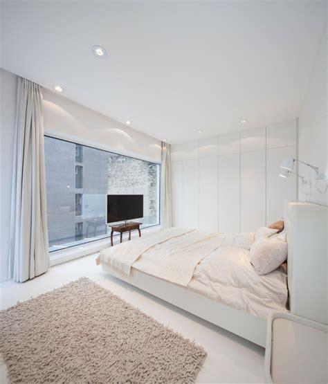 chambre spartiate loft au design contemporain un brin futuriste vivons maison