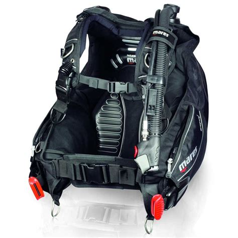 bcd dive mares mrs bcd from divingdirect