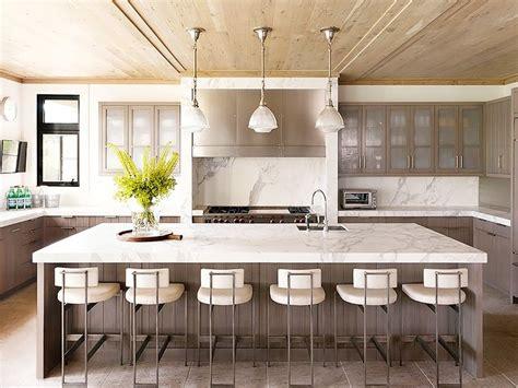 carrara marble kitchen island best 25 carrara marble kitchen ideas on