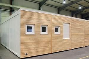 Luxus Wohncontainer Kaufen : wohncontainer containersysteme kmc ~ Michelbontemps.com Haus und Dekorationen