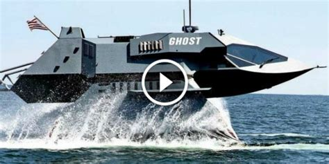 Boat Radar Terms by Meet The Ghost Warship 15m Combat Boat Invisible To The