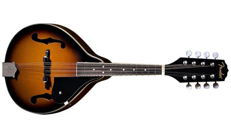 vintage pendant fender fm 101 mandolin sunburst 095 5207 032 mandoline