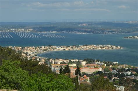 panoramio photo of vue depuis le mont clair s 232 te h 233 rault