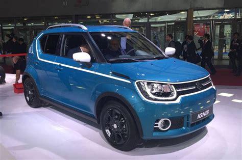 Suzuki Mexico by Suzuki Ignis 2017 A La Conquista Segmento De Los