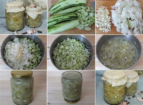 Pāraugušu gurķu salāti bez etiķa ziemai - Laiki mainās!