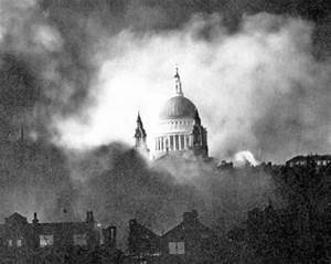 St. Paul's Cathedral World War II | History Stuff | Pinterest