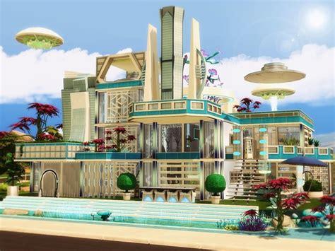 future house  mychqqq  tsr sims  updates