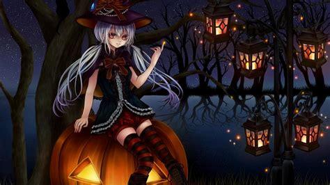 Anime Witch Wallpaper - wallpaper wallpapersafari