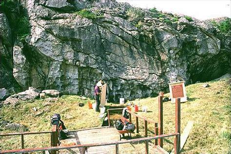 Precontact Soapstone Mining