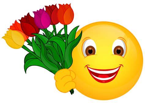 Smiley  Tulpen « Meine Internetseite