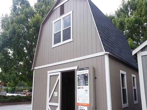 two story shed lowes log cabins home depot home depot two story barn shed