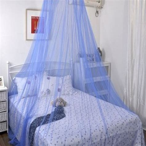 decorating with netting house bedding decor 1pcs elegant round lace insect bed canopy netting curtains dome mosquito net