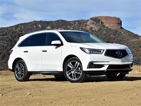 ratings  review  acura mdx ny daily news