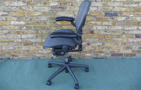 second used top quality herman miller aeron chair