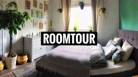 Schlafzimmer Room Tour Mit Tumblrpinterest Diy Deko Ideen