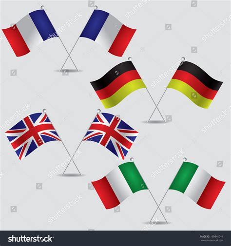 a lot of flags of a lot of flags of germany united kingdom and a lo