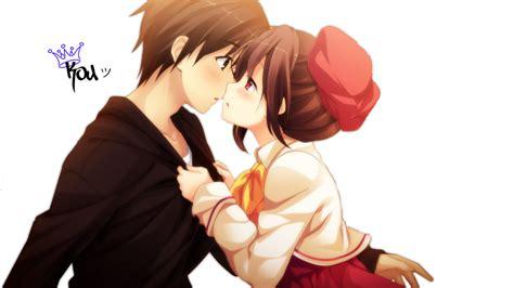 anime kiss in kiss anime render by kou by koudesings on deviantart