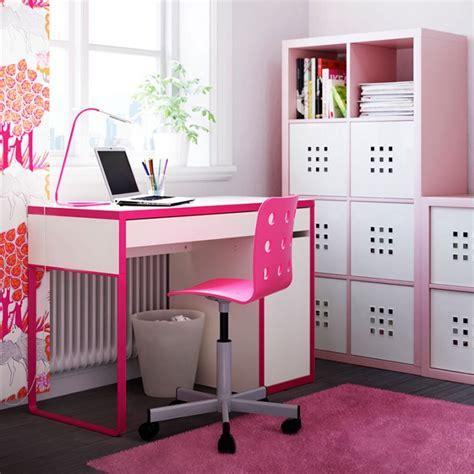 chambre ik饌 escritorios infantiles con la mesa micke de ikea decopeques