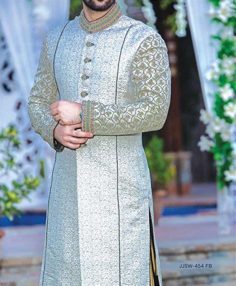 jcouture latest men sherwanis wedding dresses collection
