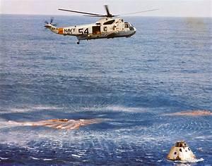 Apollo 9 recovery