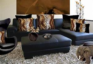 Gafunkyfarmhouse this 39n that thursdays animal themed for Leopard decor for living room