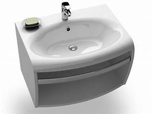 Obi Waschbecken Mit Unterschrank : mineralguss waschbecken 70 x 55 x 17 cm waschtisch ~ Eleganceandgraceweddings.com Haus und Dekorationen