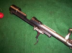 1909 Argentine Mauser Action For Sale