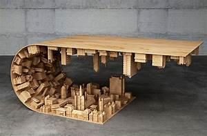 La table basse design – un mobilier original au cœur du