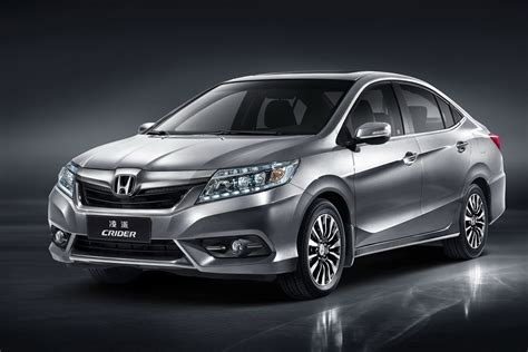 Honda Crider Sedan Lands In China Details And Pictures