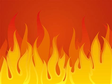 aggressive fire freedownload vector background