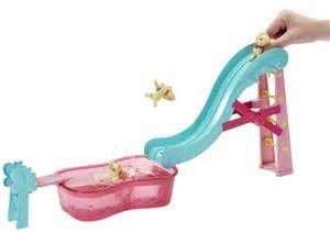 Flippin PoolPup Barbie Chelsea