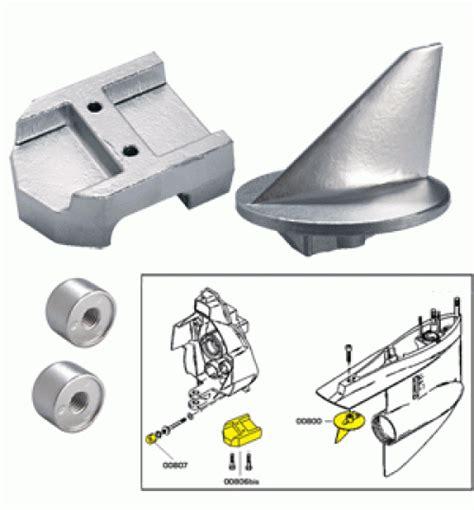 Boat Engine Zincs by Boat Zincs Marine Zinc Aluminum Anodes C Zinc